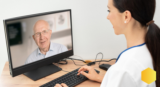 Telehealth is the secure, smart, and affordable way to deliver remote care to patients.